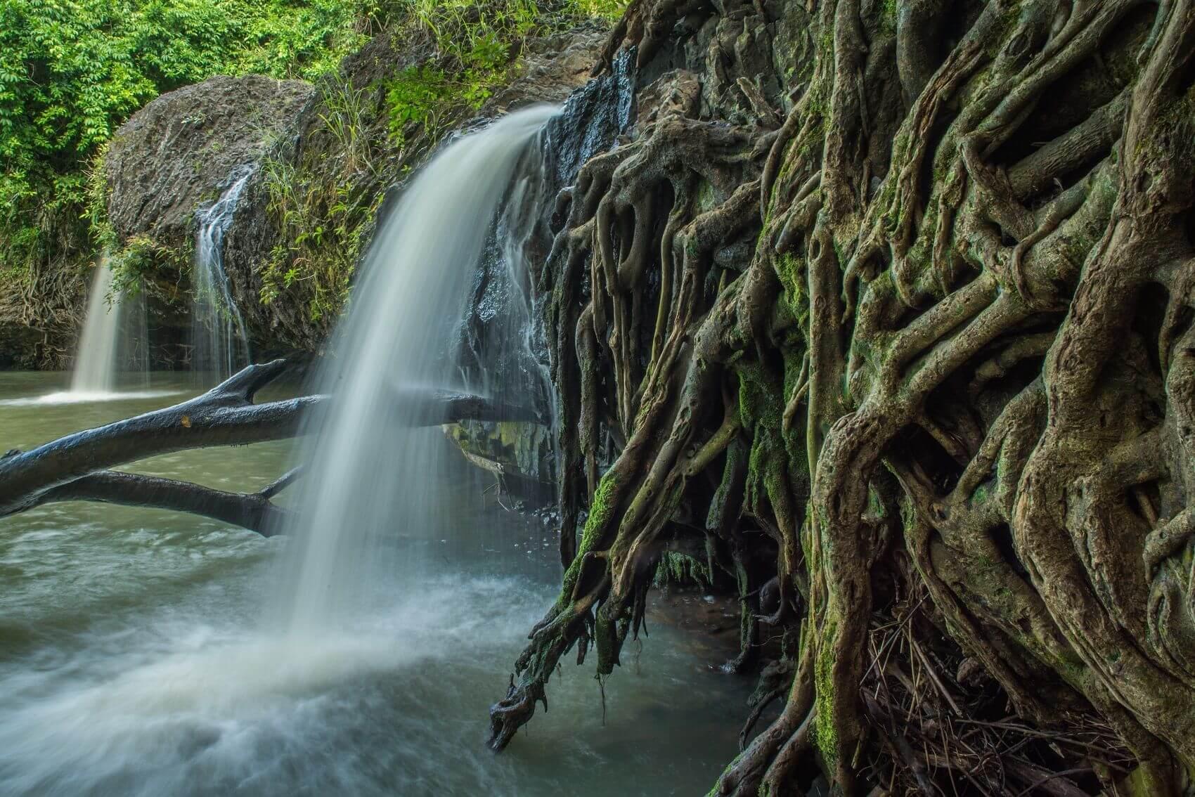 samlot waterfall
