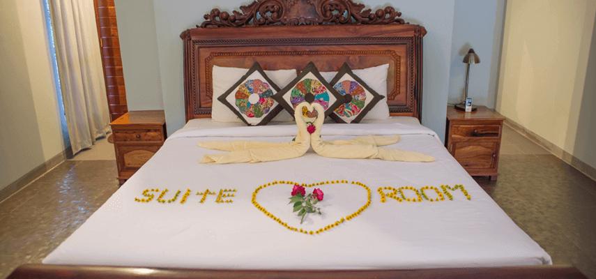 luxury hotel in Cambodia