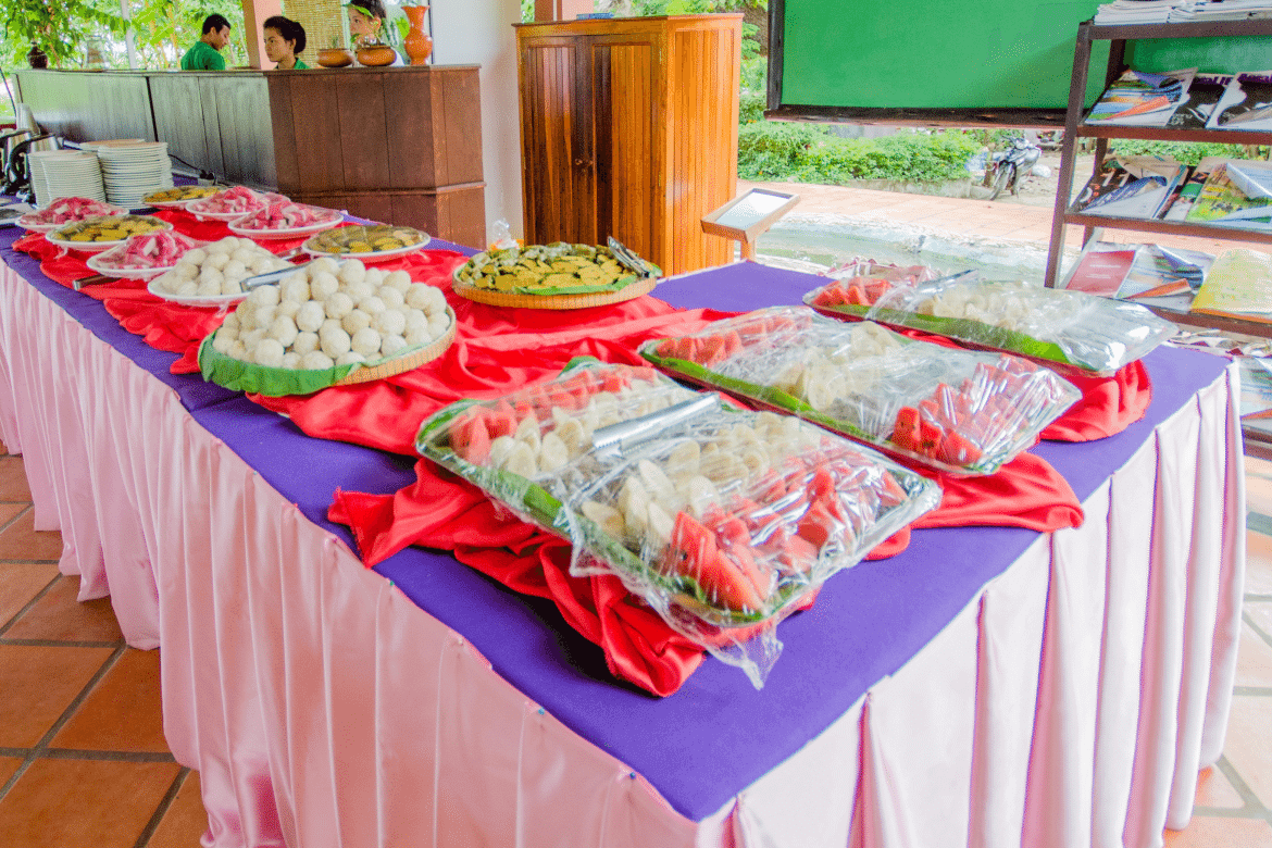 Function Hall - Food