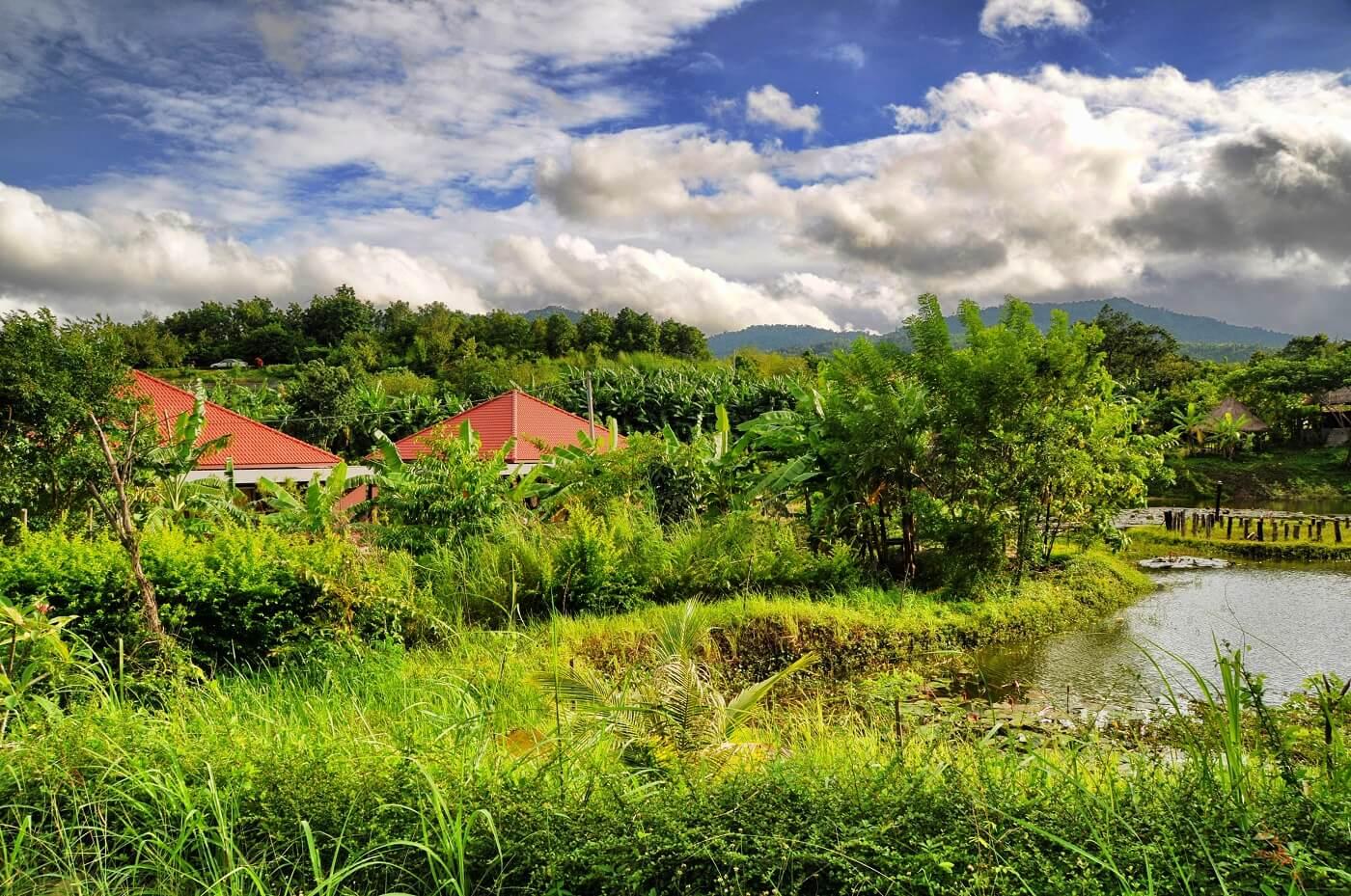 Pailin eco retreat